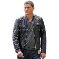 Law And Order Wentworth Miller SVU Jacket