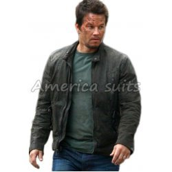 Mark Wahlberg Tranformers Leather jacket