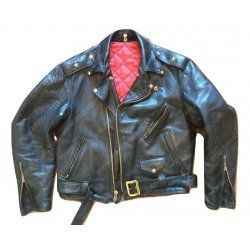 Marlon Brando The Wild One Classic Motorcycle Jacket