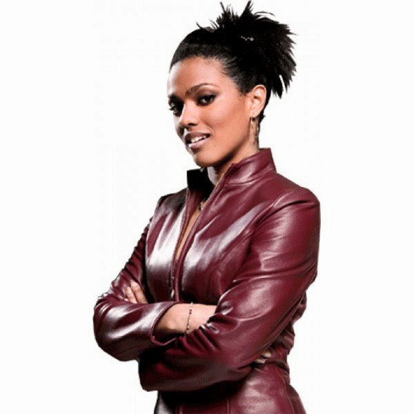 Martha Jones Dr Who Leathers Jacket For Women
