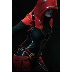 Mass Effect The Master Thief Costume For Women