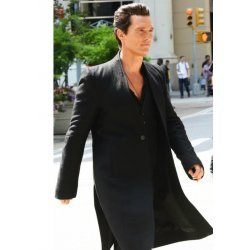 Mathew McConaughey The Dark Tower Coat