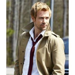 Matt Ryan John Constantine Coat