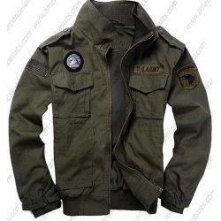Men Casual Military Outdoor Jacket