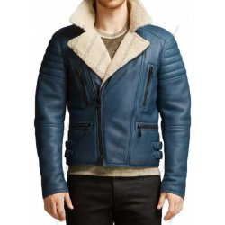 Men Designer Lightweight Leather Jacket