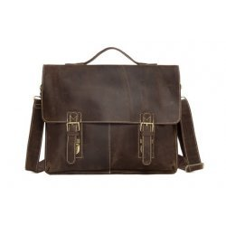 Men Laptop Shoulder Bag