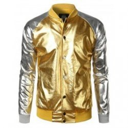 Men Nightclub Party Jacket