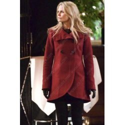 Once Upon a Time Emma Swan Trench Coat