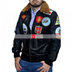 Pete Maverick Top Gun Tom Cruise Jacket