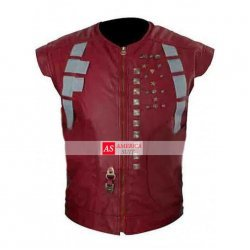 Peter Quill Guardians Of The Galaxy Leather Vest