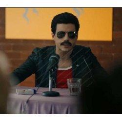 Rami Malek Bohemian Rhapsody Racer Jacket