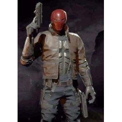 Red Hood Injustice 2 Jacket