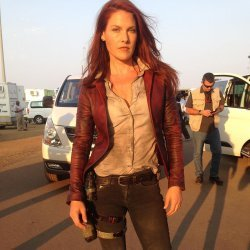 Resident Evil Final Chapter ali Larter Jacket