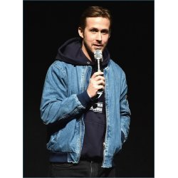 Ryan Gosling Blade Runner Jacket With Hood