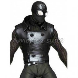 Spiderman Noir Movie Costume Vest