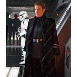 Star Wars 9 Domhnall Gleeson Wool Coat