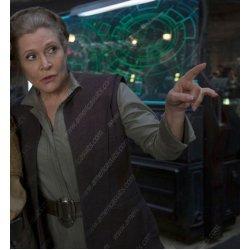 Star Wars Episode 9 Carrie Fisher Vest