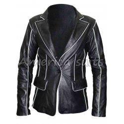 Katherine Heigle State Of Affairs Black Leather Jacket For Women