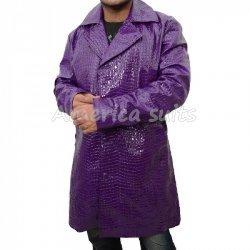 Suicide Squad Leather Coat