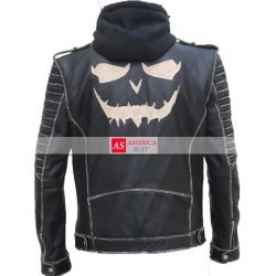 Suicide Squad Leto Joker The killing Jones Jacket