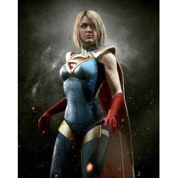 Supergirl Injustice 2 Jacket