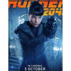 Sylvia Hoeks Blade Runner 2049 Luv Jacket