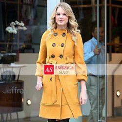 Taylor Swift Fashionable Sunny Coat