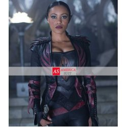 The Shannara Chronicles Commander Tilton Leather Jacket