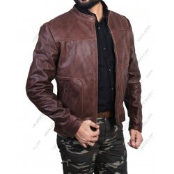 Tom Hardy Tuck Henson This Means War Leather Jacket