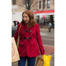 Unbreakable Kimmy Schmidt  Season 4 Wool Coat