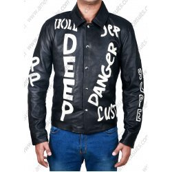 Vanilla Ice Ice Baby Johnny Biker Jacket