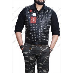 Watch Dog 2 Leather jacket For Men