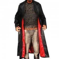 Wesley Snipes Blade Tench Coat