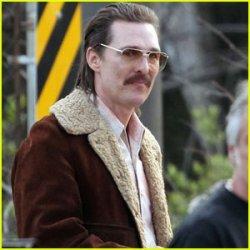 White Boy Rick Mathew McConaughey Shearling Jacket