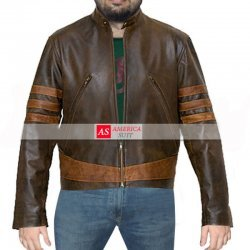 Wolverine X-Men Origins Biker X-1 Jacket