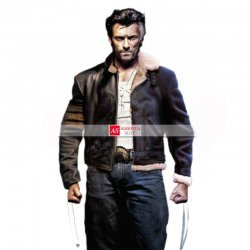 X-Men Days of Future Past 2 Wolverine Cosplay Suit Costume