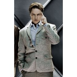 X-Men First Class Professor X aka Dr Charles Xavier Coat