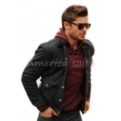 Zac Efron jacket In That Awkward Moment Jacket