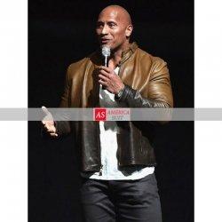 Dwayne Johnson Jumanji movie jacket