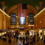 der bekannteste Bahnhof New York ist die Grand Central Station in Midtown New York