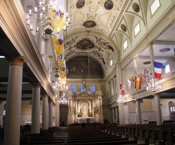 cathedrale de st louis new orleans