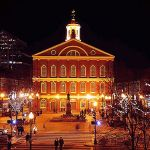 Faneuil Hall Boston - wichtige Station in der Stadt