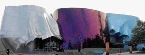 Emp Museum - Sehenswuerdigkeit in Seattle