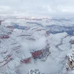 Winter im Grand Canyon
