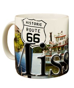 Missouri Color Relief Mug