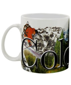 Colorado Color Mug