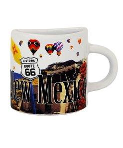 New Mexico Mug Magnet