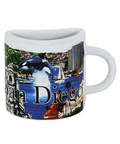 San Diego Mug Magnet