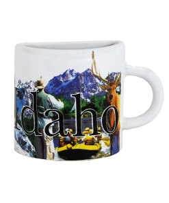 Idaho Mug Magnet