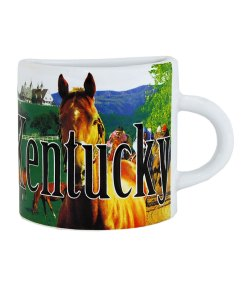 Kentucky Mug Magnet